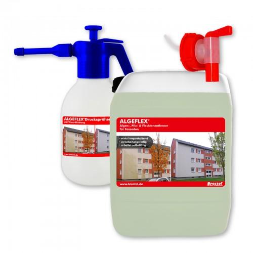 5L ALGEFLEX® verarbeitungsfertig inkl. 1,8 Liter Drucksprüher und Auslaufhahn