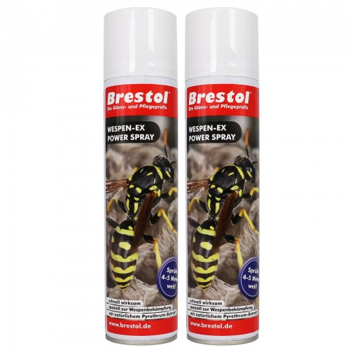 WESPEN-EX PowerSpray 2x 400 ml