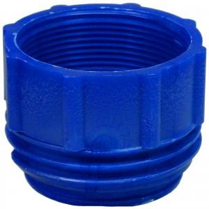 Adapter für 210 Liter Kanister - blau