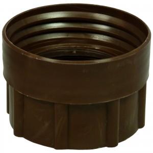 Adapter für 60 Liter Kanister - braun
