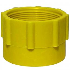 Adapter für 30 Liter Kanister - gelb