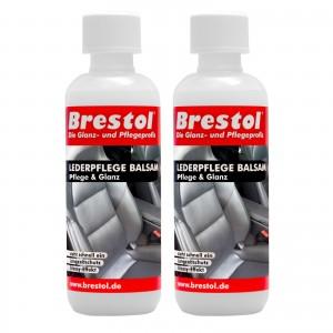 LEDERPFLEGE BALSAM 2x 300 ml - für alle Glattlederarten