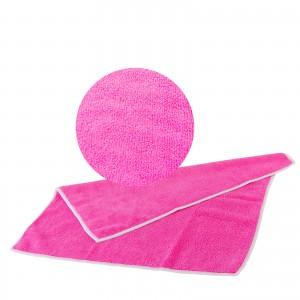 Mikrofaser UNIVERSALTUCH 4er Set 40 x 40 cm - pink