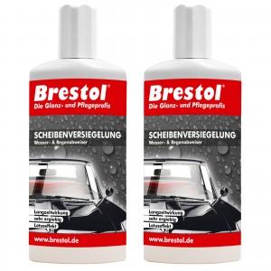 """SCHEIBENVERSIEGELUNG 2x 250 ml - Der """"unsichtbare Scheibenwischer"""""""