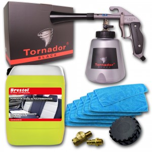 TORNADOR Black Z-020S gebrauchsfertig SET01