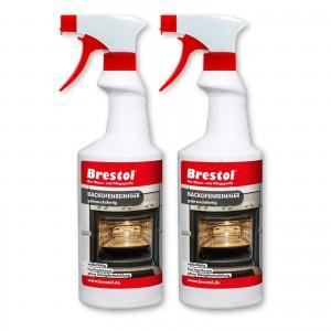 BACKOFEN- & GRILLREINIGER 2x 750 ml