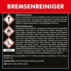BREMSENREINIGER 400 ml