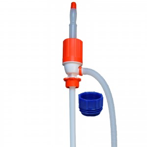 FASSPUMPE säurebeständig inkl. 210L Adapter - geeignet für Säuren und Laugen