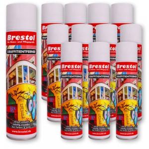 GRAFFITIENTFERNER Spray 12x 400 ml
