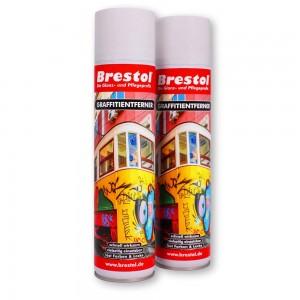 GRAFFITIENTFERNER Spray 2x 400 ml