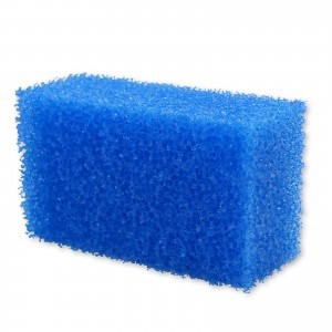 INSEKTENSCHWAMM blau grobporig