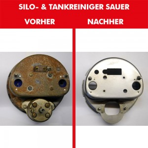 SILO- & TANKREINIGER SAUER 12x 1000 ml