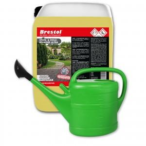 Stein- & Holzreiniger Ultra 25 Liter + Giesskanne 14 L