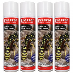 WESPEN-EX PowerSpray 4x 400 ml